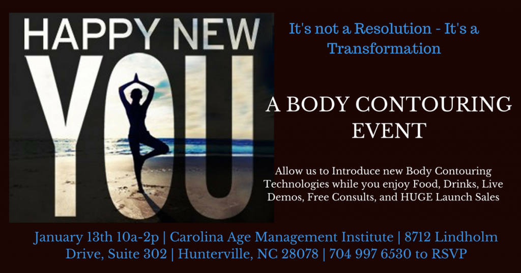 BODY CONTOURING SALES EVENT