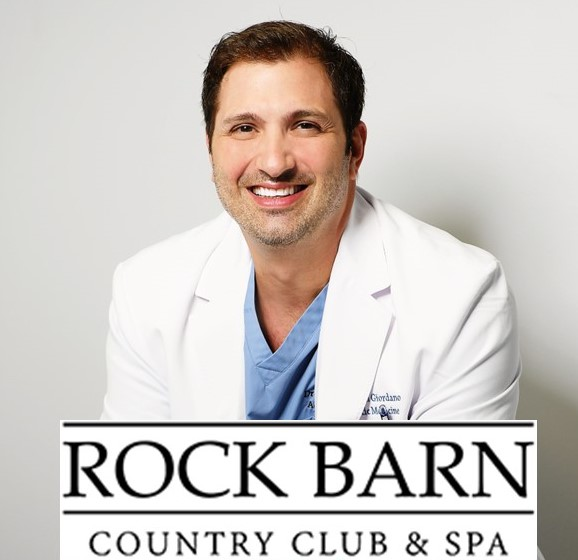 Dr. Stephen Giordano opens a new location at Rock Barn