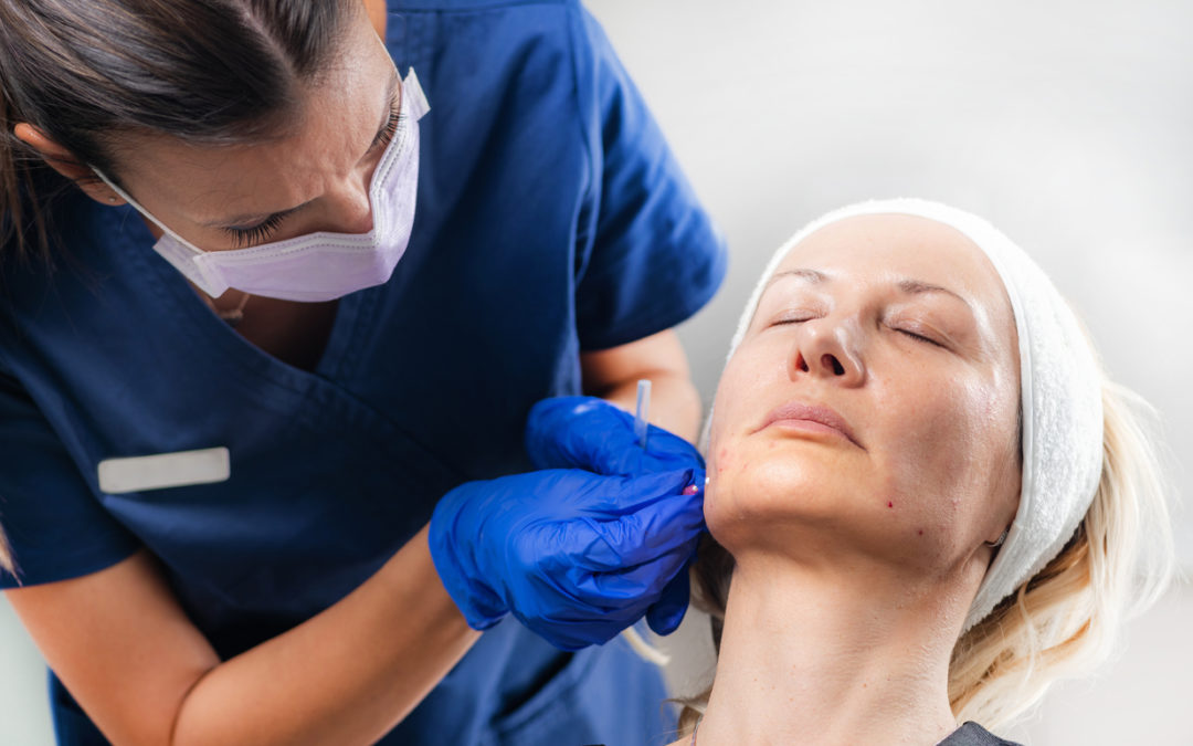 Fillers and injectables in Huntersville for facial appearance enhancement