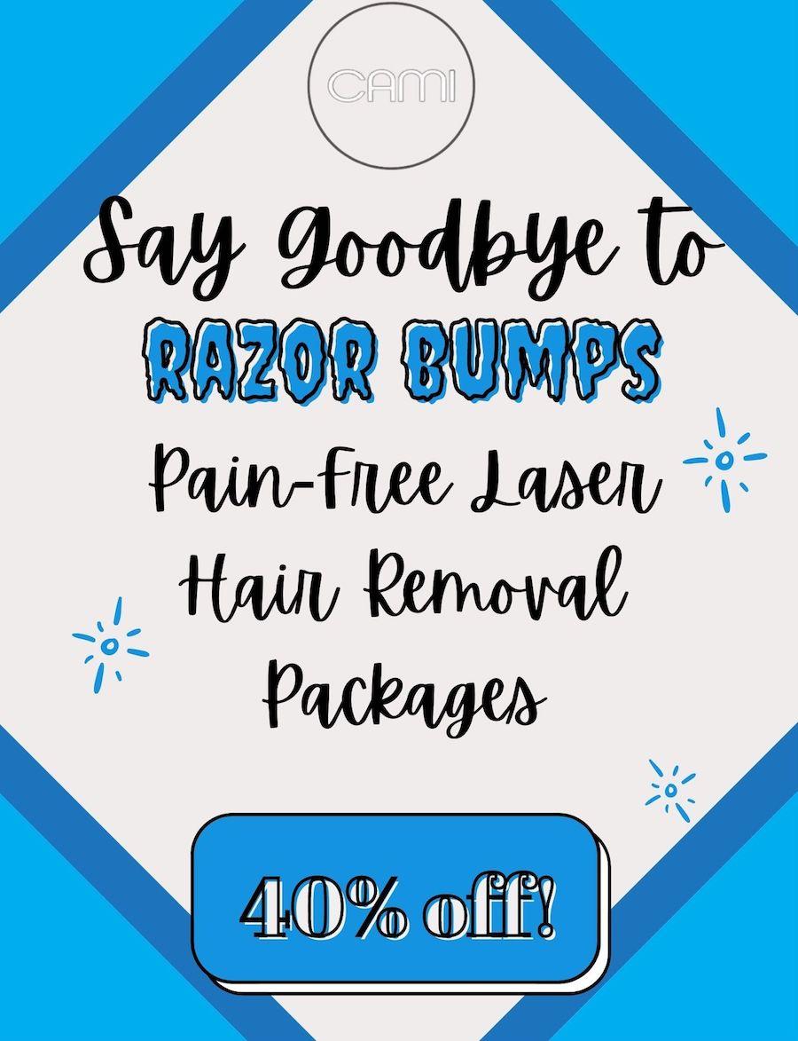 laser hair removal specials